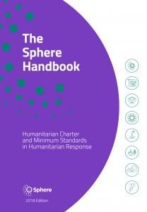 Sphere Standards Handbook